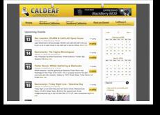 deafcal.com